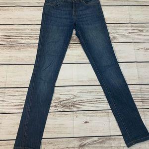 Zara Basic Dark Jeans 👖 Skinny Jeans Size 2